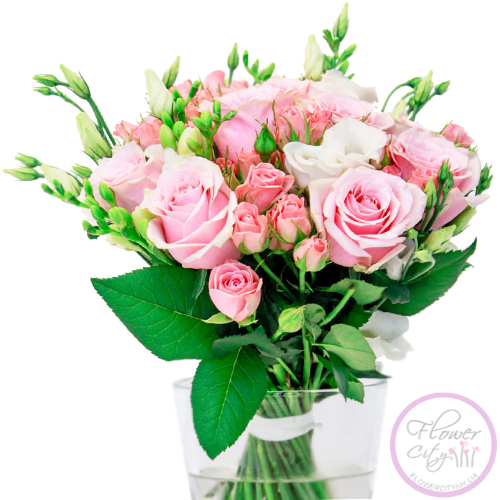 """Букет роз """"Милая"""""""