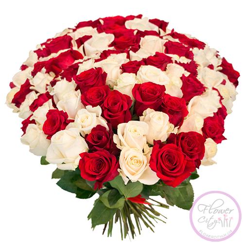 """Букет Роз """"Ты моё все"""""""