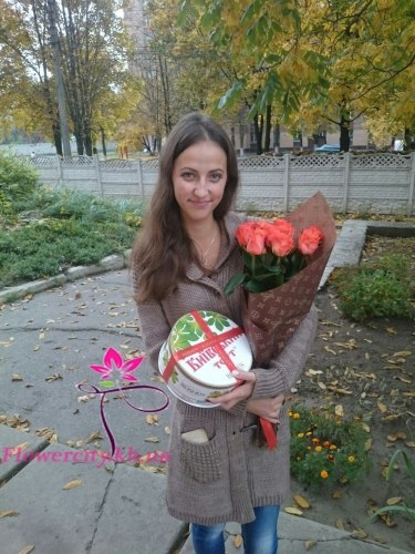 """Торт """"Киевский"""" Roshen"""