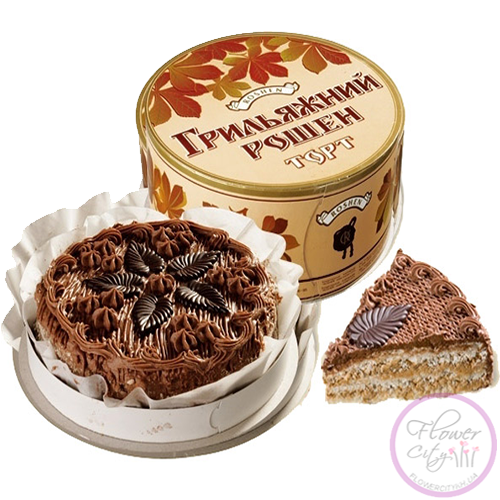 "Торт ""Грильяжный"" Roshen"