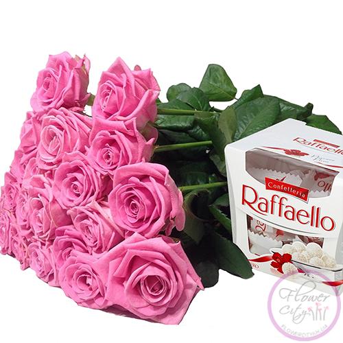Raffaello и 19 Роз