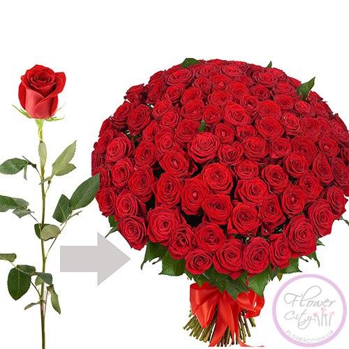 """Букет Роз """"Удивление Любимой"""""""