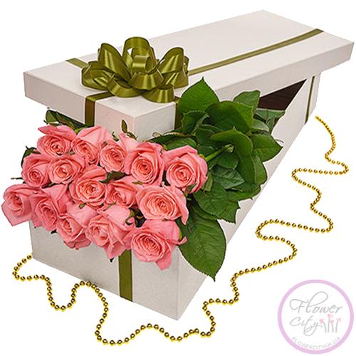 """Подарочная коробка """"Все о любви..."""""""