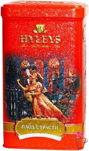 """Чай """"HYLEYS"""" 125г. Разн.вкус"""