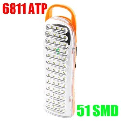 Фонарь, светильник 6811 ATP, 51SMD;