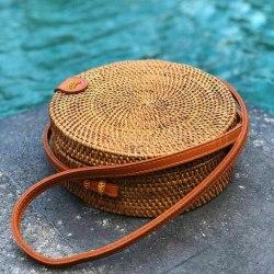 Сумка плетеная MADU