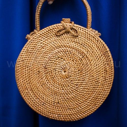 Сумка плетеная GRACE