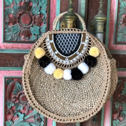 Сумка плетеная SILDA