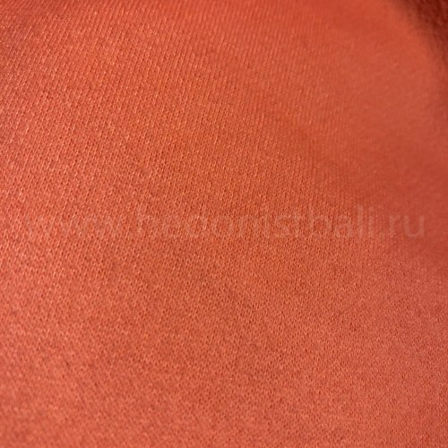 Толстовка с принтом OPTIMIST оранжевая размер M/L