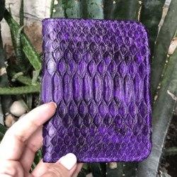 Обложка для документов фиолетовая