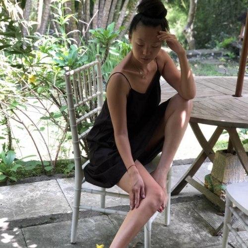 Платье Gitte черное S/M