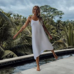 Платье Gitte белое S/M