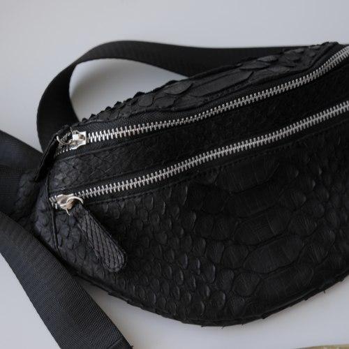 Поясная сумка TERESA черная