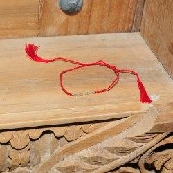 Браслет-оберег красная нить