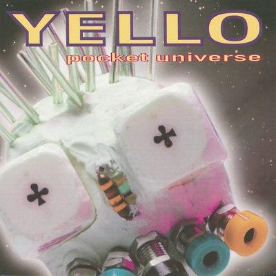 Виниловая пластинка YELLO - POCKET UNIVERSE (LIMITED, 2 LP, 180 GR)