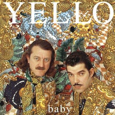 Виниловая пластинка YELLO - BABY (LIMITED, 180 GR)