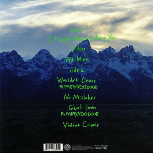 Виниловая пластинка KANYE WEST - YE