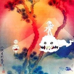 Виниловая пластинка KANYE WEST & KID CUDI - KIDS SEE GHOSTS (COLOUR)