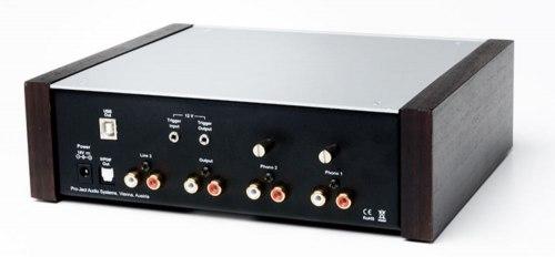 Стереоусилитель Pro-Ject Amp Box DS2