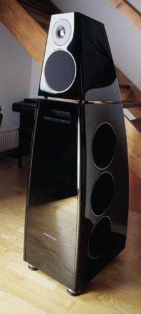 Напольная акустика Meridian DSP 8000SE