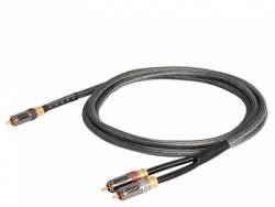 Y-образный кабель Goldkabel Executive Subwoofer от 1 м. до 10 м.