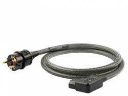 Сетевой угловой кабель Goldkabel SuperCord Gold от 1,2 м. до 1.8 м.