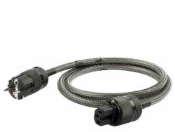 Сетевой кабель Goldkabel SuperCord Carbon 1,2 м.