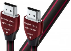 HDMI кабель AudioQuest HDMI Cherry Cola Active Optical 5-30m.