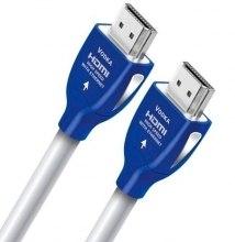 HDMI кабель AudioQuest HDMI Vodka White PVC 5-16m.