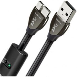 USB-кабель AudioQuest Diamond USB 3.0 - USB 3.0 Micro