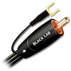 Сабвуферный кабель AudioQuest Black Lab PVC