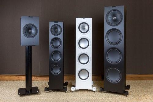 Напольная акустика KEF Q550