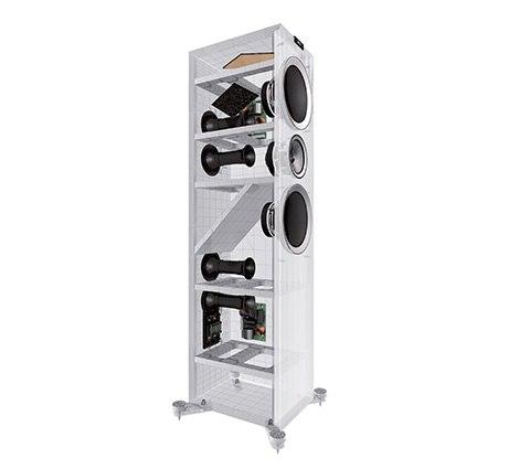 Напольная акустика KEF R700