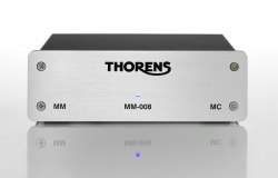 Фонокорректор Thorens MM-008ADC silver