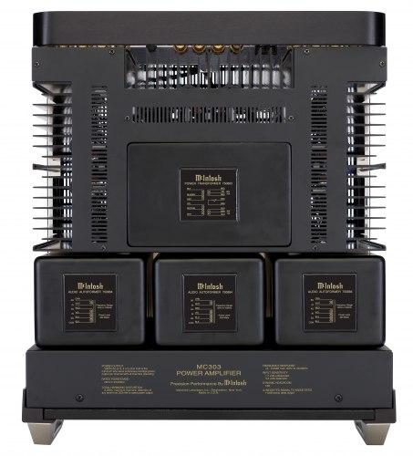 Многоканальный усилитель мощности McIntosh MC303