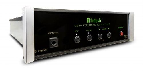 Сетевой проигрыватель McIntosh MB50