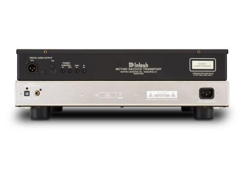 CD/SACD транспорт McIntosh MCT450