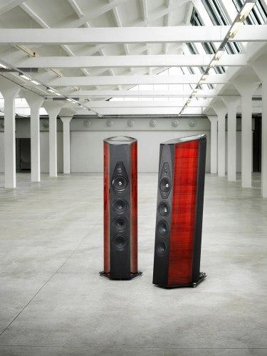 Напольная акустика Sonus Faber Lilium