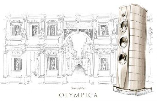 Напольная акустика Sonus Faber Olympica II
