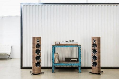 Напольная акустика Sonus Faber Sonetto V (A)