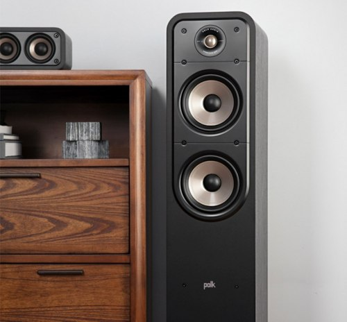 Напольная акустика Polk Audio Signature S55 E Black