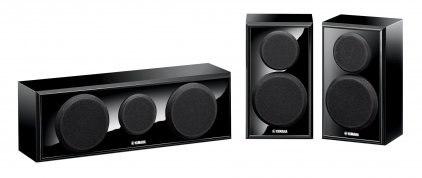 Комплект акустики Yamaha NS-P150 Piano Black