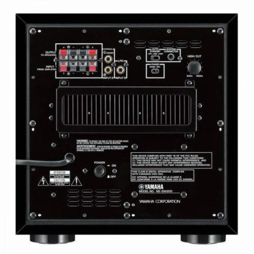 Сабвуфер Yamaha NS-SW200