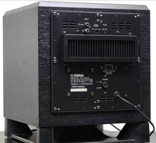 Сабвуфер Yamaha YST-SW015