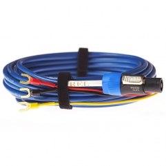 Сабвуферный кабель REL Bass Line Blue