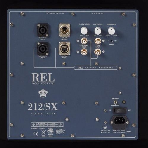 Сабвуфер REL 212SX