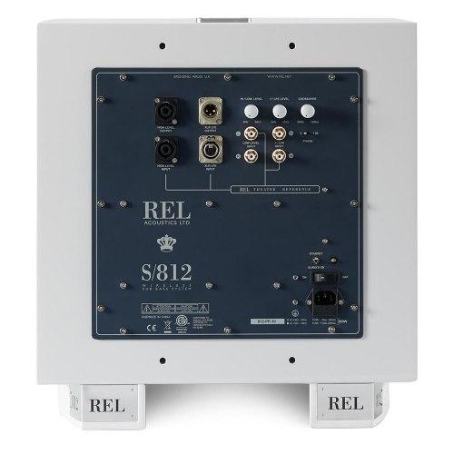 Сабвуфер REL S812