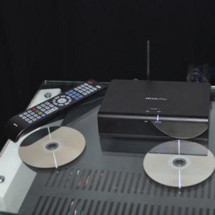 Сетевой аудиоплеер Arcam rPlay