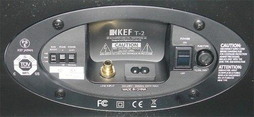 Сабвуфер KEF T-2 Sub