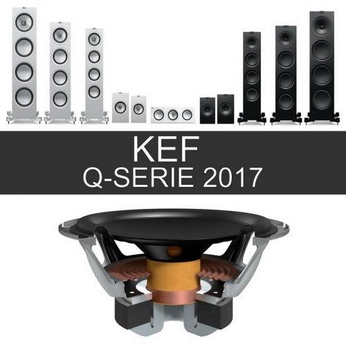 Напольная акустическая система KEF Q750